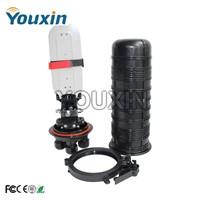 Vertical Fiber Optic Splice Closure FSC-C031