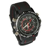 Waterproof Watch camera DVR,Underwater Watch spy camera camcorder JVE3015C