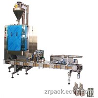 ZB1000A AUTOMATIC VACUUM PACKAGING MACHINE FOR POWDERY