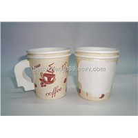 (ZB-12) paper cup handle fixing machine