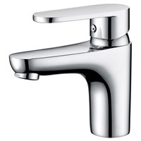 brass faucet-Single handle basin mixer-JHF138C