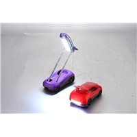 car shape LED table lamp