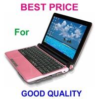 cheapest 10inch intel D2500 1.86Ghz laptop 1G/160G