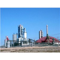 Clinker Cement Production Line / Cement Equipments / Mobile Cement Brick Making Machine