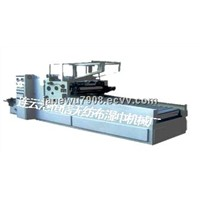 family aluminium foil roll and slit machine