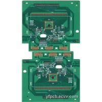 Green Solder Mask Ink PCB