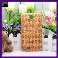 hot sale bamboo mobile phone skin covers