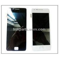 mobile phone lcd digitizer touch screen assembly for samsung galaxy s2 i9100