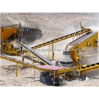 New Stone Crusher Plant for Sale / Mini Stone Crusher Machine / Small Scale Stone Crusher