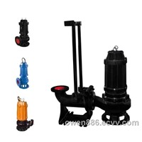 no clogging submersible dirty water pump