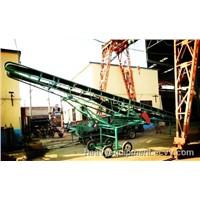 PVC Belt Conveyor / Conveyor Mesh Belt / Conveyor Chain Mesh Belt