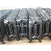 room cast iron radiator