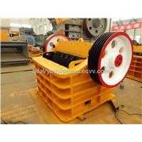 Small Diesel Engine Jaw Crusher / Shanghai Jaw Crusher / High Efficient Jaw Crusher