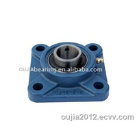 ucf206 bearing block 4 bolts flange ball bearing