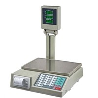 With USB Computer Interface Cash Balance Price Scale