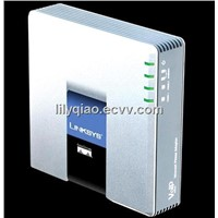 unlocked linksys pap2t voip gateway with high quality