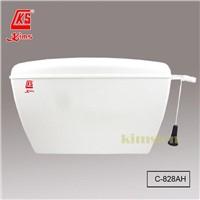 C-828AH   High Level Plastic Cistern