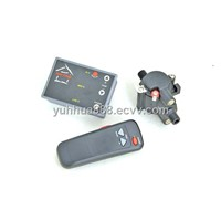 Gas remote ignition control for heater fireplace chimeneas patio bbq tube
