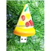 Customized portable promotional cake USB flash drive 512MB-32GB