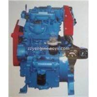 2105C Two Cylinder Water Cooled Marine Diesel Engine