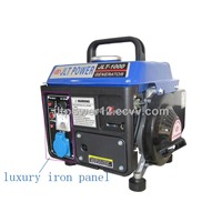 2.5hp 650w gasoline generator small protable (650w-6kw)