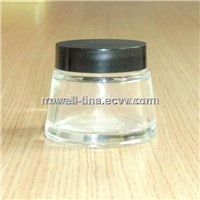 50g clear glass cream cosmetic jars wholesale xuzhou