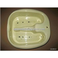 Footbath Plastic Injection Moulding