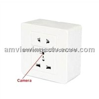 Home/Office Security Power Socket Hidden Camera