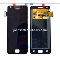 New for Samsung Galaxy S II 2 i9100 LCD(AMOLED) Screen + Touch Digitizer Assembly