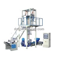 SJ Series PE Plastic Film Extruder Blowing Machine