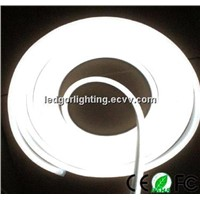 White LED NEON 220V White color 50M/Roll Outdoor