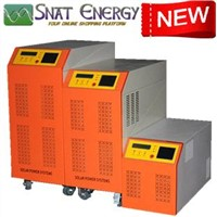 10KW 8KW 7KW LCD off grid power Inverter with Build-in solar charge contrller dc96v to ac220v ac110v