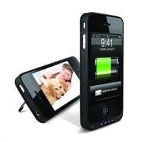 1400mAh Fashion Power charger case for iPhone 4 / 4S with MFI