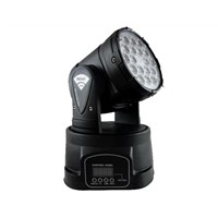 18 * 3 Watt R/G/B Mini LED Moving Head Wash (Al-903)