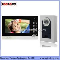 2013 New 7inch Video Intercom Door Phone