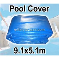 2013 best seller Blue LDPE bubble swimming pool cover