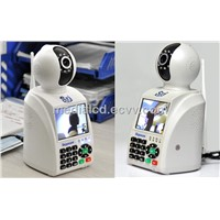 2013 cheap Hot New Free Video Call 3G IP Phone IP Camera