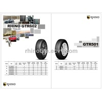 2013 hotsale Rhino brand Car Tyres Manufacturer