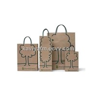 2013 new design eco-friendly kraft paper for garment