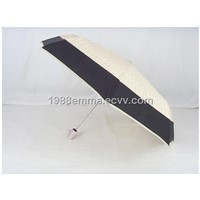 21''*8K auto open&close windproof 3 folding high quality umbrella