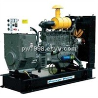 50kva 40kw portable open type diesel genertor for sale