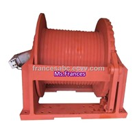 60 ton custom hydraulic winch
