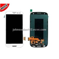 AMOLED For Samsung Galaxy S3 i9300 LCD With Touch Screen Digitizer