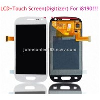 AMOLED For Samsung Galaxy S3 mini  i8190 LCD With Touch Screen Digitizer