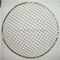 Barbecue Wire Mesh/Stainless Steel Barbecue Wire Mesh