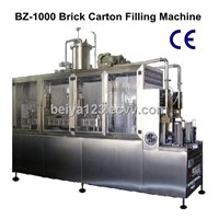 Brick Carton Juice Packaging Machine (BZ-2500)