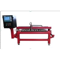 Plasma cutting and drilling machine