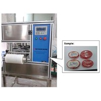 China packing machine for soap wrapping machine