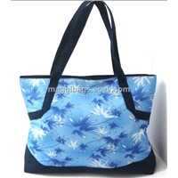 Cotton canvas tote bag & non woven tote bag on promotion