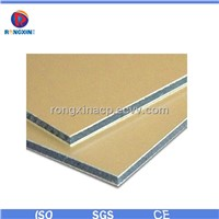 Curtain Wall Aluminum Composite Panel Building Construction Material